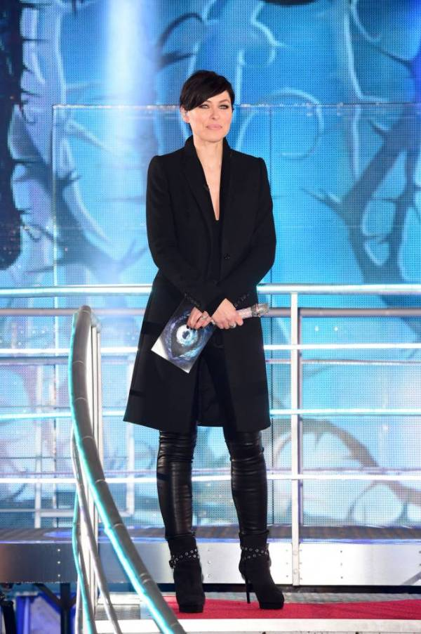 Emma Willis during the Celebrity Big Brother Launch at the start of the latest series of the Channel 5 programme at Elstree Studios, Borehamwood. PRESS ASSOCIATION Photo. Picture date: Wednesday January 7, 2015. Photo credit should read: Ian West/PA Wire